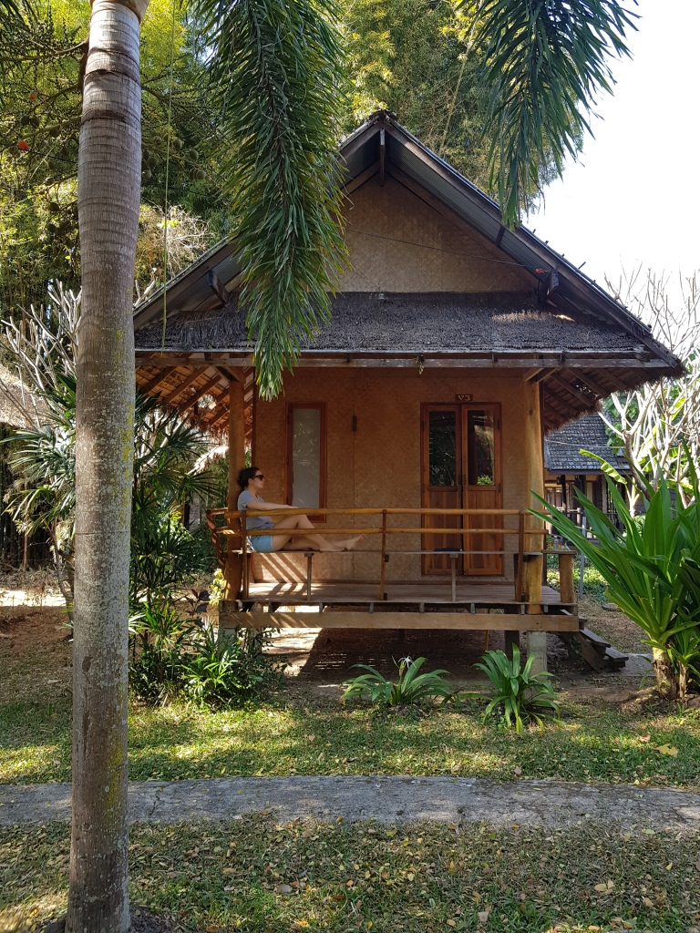 Unsere Unterkunft: Das Pai Phu Fah Ressort